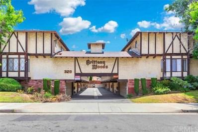 320 N Marguerita Avenue UNIT 12, Alhambra, CA 91801 - MLS#: WS19167225