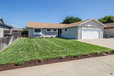 825 W Mariposa Way, Santa Maria, CA 93458 - MLS#: WS19196013