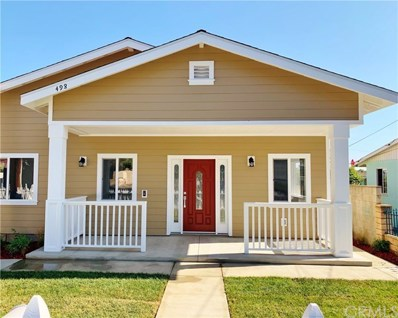 498 Monrovista Avenue, Monrovia, CA 91016 - MLS#: WS19196398