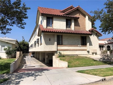 419 N 2nd Street UNIT F, Alhambra, CA 91801 - MLS#: WS19196635