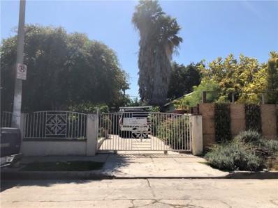 5462 Geer Street, Los Angeles, CA 90016 - MLS#: WS19211970