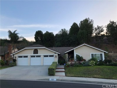 1327 S RED BLUFF Lane, Walnut, CA 91789 - MLS#: WS19221361