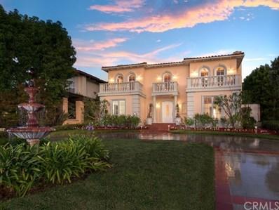 1744 Paseo Del Mar, Palos Verdes Estates, CA 90274 - MLS#: WS19224697