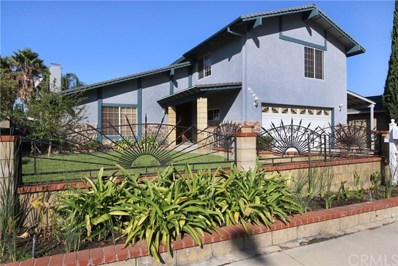 1871 Blue Haven Drive, Rowland Heights, CA 91748 - MLS#: WS19241429