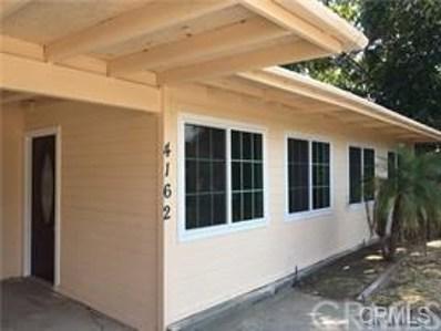 4162 Sierra Vista Drive, Chino Hills, CA 91709 - MLS#: WS19248553