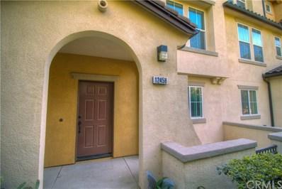 12458 Travanca Lane, Eastvale, CA 91752 - MLS#: WS19250857