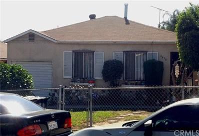 4416 Radium Drive, El Sereno, CA 90032 - MLS#: WS19254658