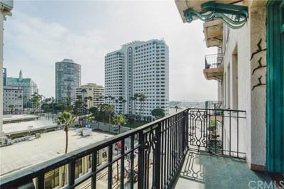 455 E Ocean Boulevard UNIT 605, Long Beach, CA 90802 - MLS#: WS20002968