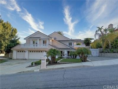 2199 Woodhollow Lane, Chino Hills, CA 91709 - MLS#: WS20008376