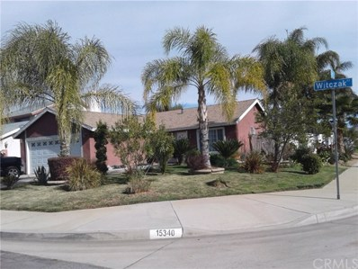 15340 Witczak Court, Moreno Valley, CA 92551 - MLS#: WS20017783