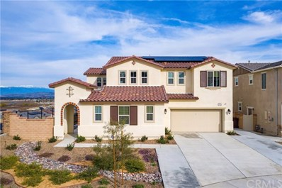 24760 Paradise Meadows Drive, Menifee, CA 92584 - MLS#: WS20021105