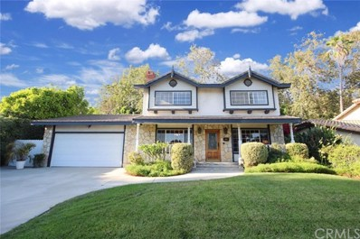 699 Gatewood Lane, Sierra Madre, CA 91024 - MLS#: WS20023774