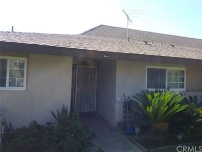521 S Lyon Street S UNIT 37, Santa Ana, CA 92701 - MLS#: WS20025677