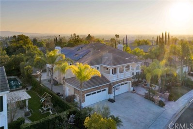 18700 Seabiscuit Run, Yorba Linda, CA 92886 - MLS#: WS20029720