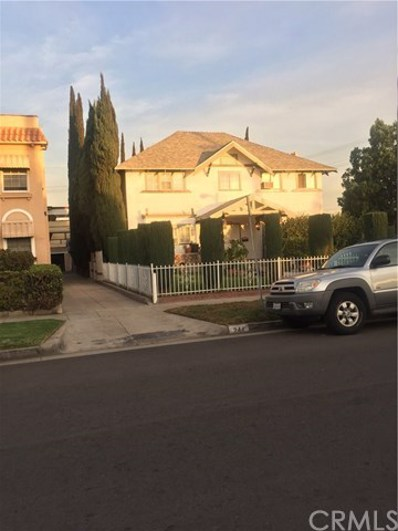 244 S Curtis Avenue, Alhambra, CA 91801 - #: WS20072298