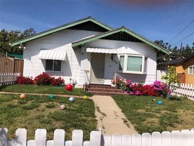 509 S Electric Avenue, Alhambra, CA 91803 - MLS#: WS20124987