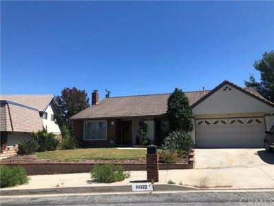 16322 Santa Bianca Drive, Hacienda Hts, CA 91745 - MLS#: WS20142471