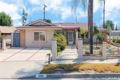 2348 Doubletree Lane, Rowland Heights, CA 91748 - MLS#: WS20146087