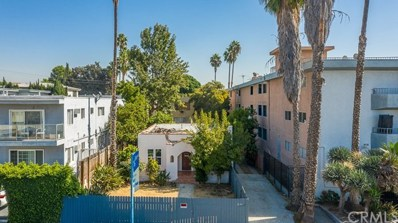 1006 N Crescent Heights Boulevard, West Hollywood, CA 90046 - MLS#: WS20221907