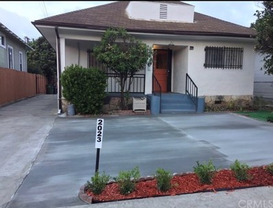 2023 Gates Street, Lincoln Heights, CA 90031 - MLS#: WS20228203