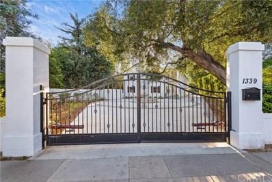1339 Garfield Avenue, South Pasadena, CA 91030 - MLS#: WS21031836