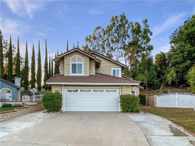 13439 Misty Meadow Court, Chino Hills, CA 91709 - MLS#: WS21038318