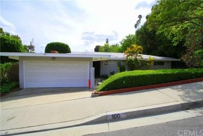 100 Roca Way, Monterey Park, CA 91754 - MLS#: WS21086100