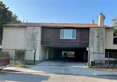 11131 Dodson Street UNIT 5, El Monte, CA 91733 - MLS#: WS21118172