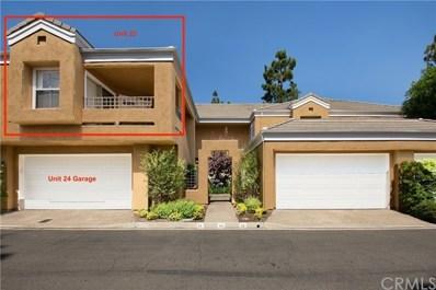 24 Scripps Aisle UNIT 177, Irvine, CA 92612 - MLS#: WS21140999