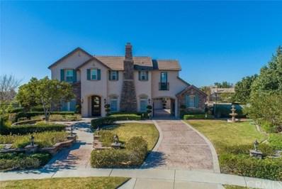 6364 Hidden Brook Pl, Rancho Cucamonga, CA 91739 - MLS#: WS21142652