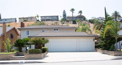 550 Great Bend Drive, Diamond Bar, CA 91765 - MLS#: WS21154110
