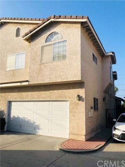 551 Tonopah Avenue, La Puente, CA 91744 - MLS#: WS21164219