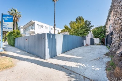 1006 N Crescent Heights Boulevard, West Hollywood, CA 90046 - MLS#: WS21167227