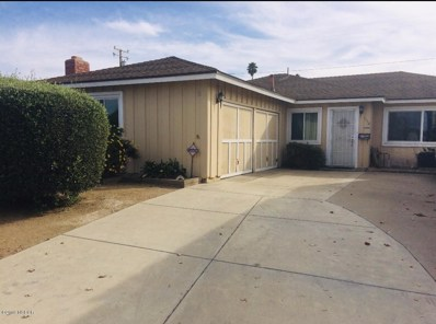 1112 W Oak Avenue, Lompoc, CA 93436 - #: 18002901