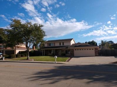 954 Foxenwood Drive, Santa Maria, CA 93455 - #: 18002968