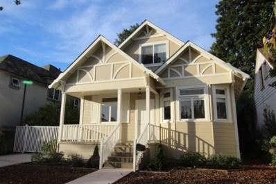 1345 Cabrillo Ave., Burlingame, CA 94010 - #: ML81723489