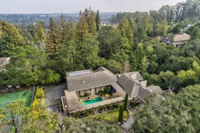 840 Lombardi Lane, Hillsborough, CA 94010 - #: ML81737672