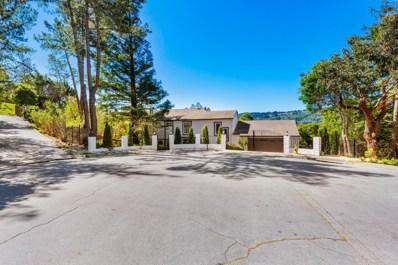 15 Pilarcitos Court, Hillsborough, CA 94010 - #: ML81748683