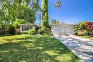 1364 Crestwood Drive, San Jose, CA 95118 - #: ML81751831