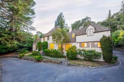 600 Hayne Road, Hillsborough, CA 94010 - #: ML81760526