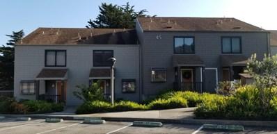 45 Hyde Court UNIT 5, Daly City, CA 94015 - #: ML81773950