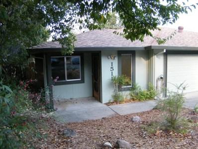 1511-1513 Cottonwood, Redding, CA 96001 - MLS#: 18-4453