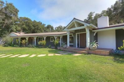 1125  Estrella Dr, Santa Barbara, CA 93110 - #: 18-2757