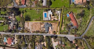 485  Braemar Ranch Ln, Santa Barbara, CA 93109 - #: 18-4267