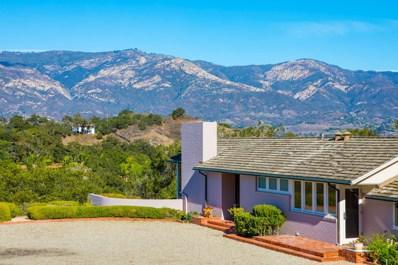 1170  Estrella Dr, Santa Barbara, CA 93110 - #: 18-4381
