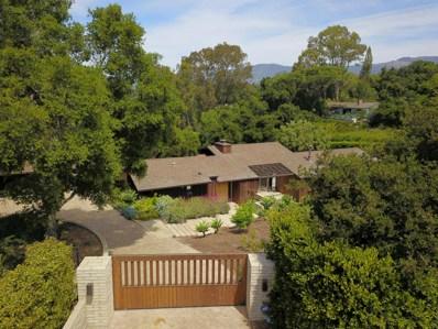 1299  Estrella Drive, Santa Barbara, CA 93110 - #: 19-1367