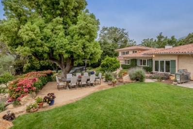 780  Rockbridge Rd, Montecito, CA 93108 - #: 19-1778