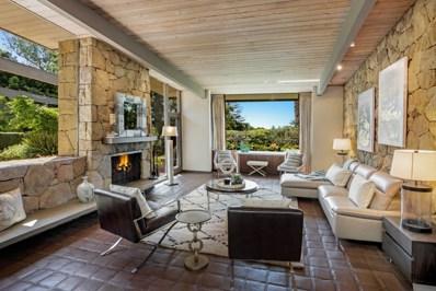 618  Hot Springs Rd, Montecito, CA 93108 - #: 19-1993