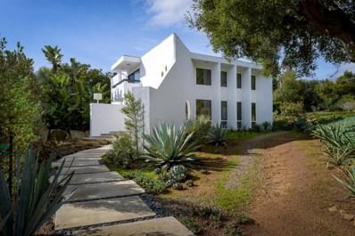 760  Hot Springs Rd, Montecito, CA 93108 - #: 19-224