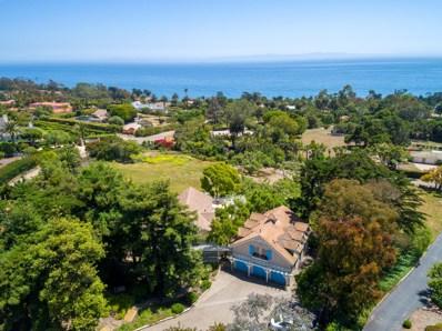 1489  Cantera Ave, Santa Barbara, CA 93110 - #: 19-2369